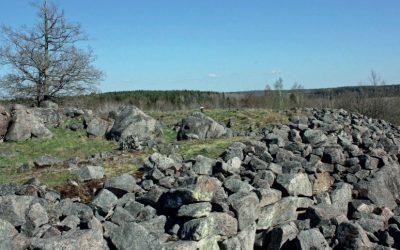 Broborg – Upplands största fornborg