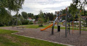Lekplats Tärnanparken i Knivsta