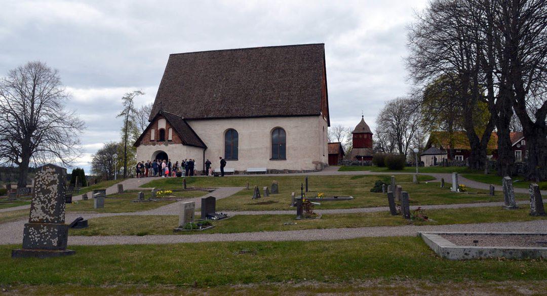 Knivsta gamla kyrka – S:t Stefans kyrka