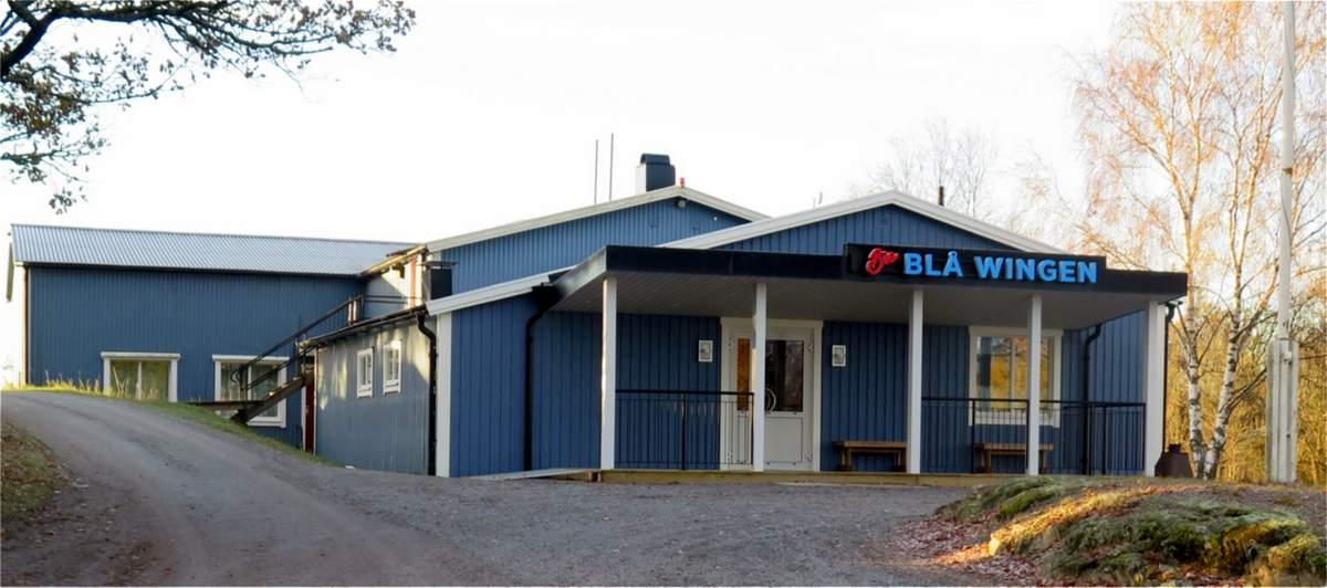 Blå Wingen Knivsta Fest Bio Konferens Boule Bingo