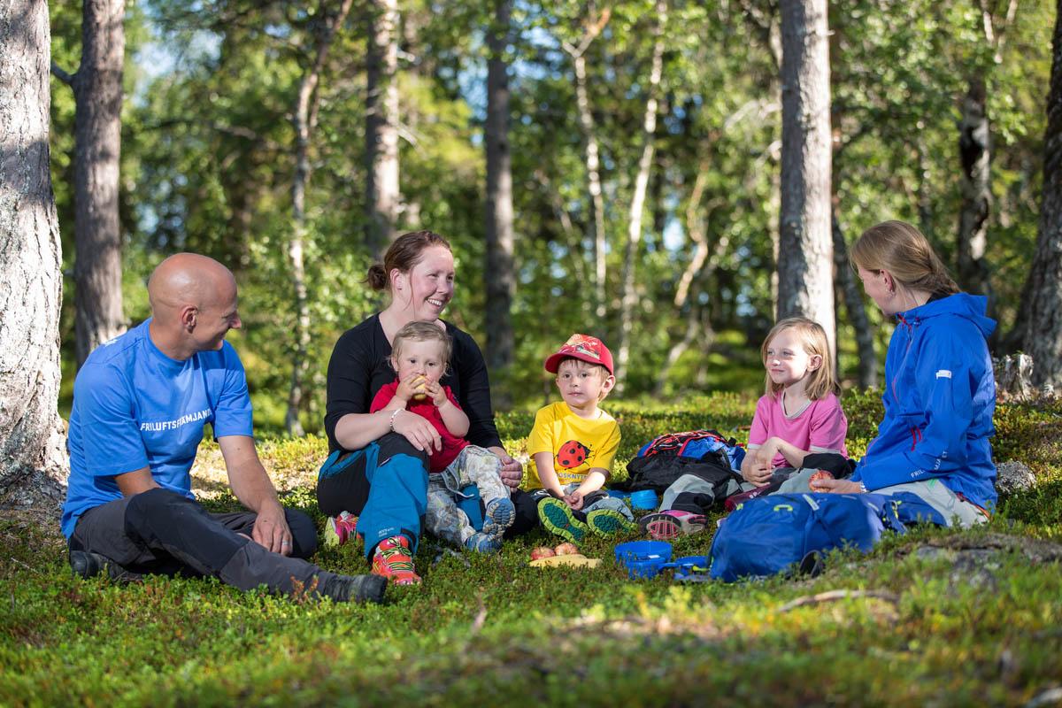 Familjemulle Friluftsfrämjandet Långhundra