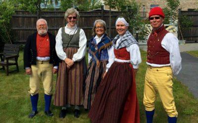 100 års jubileum för Folkdansen!