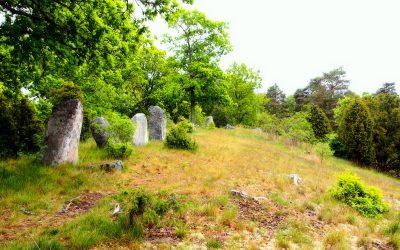 Vallbyåsen – historia, fornminnen och vandring