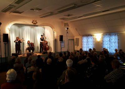 Konsert med Scenkonstnärerna