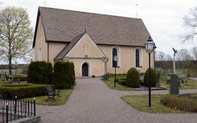 Lagga kyrka