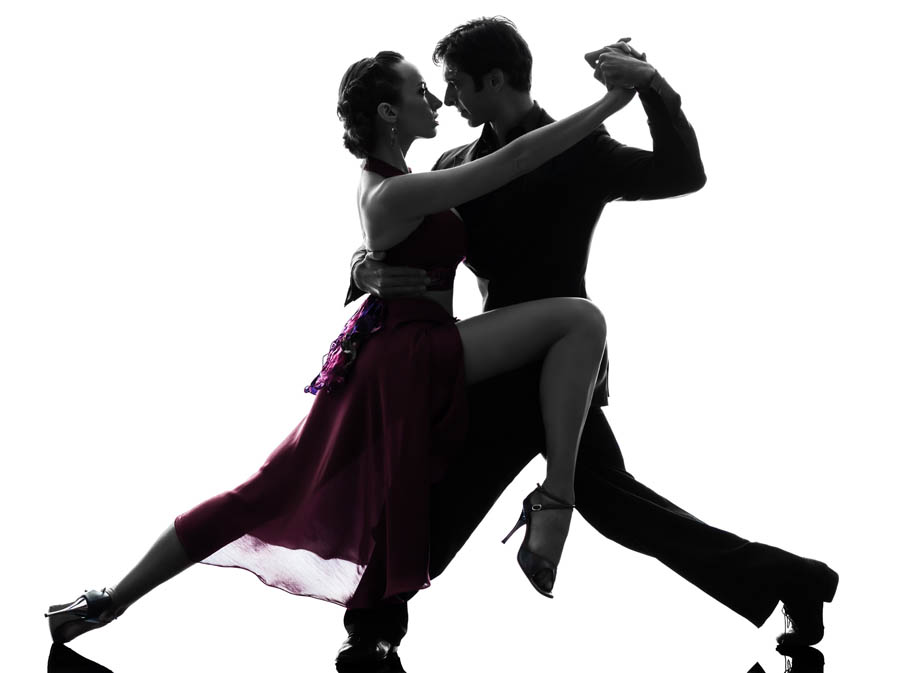 Dansa loss på Ängby Park Knivsta Let's dance