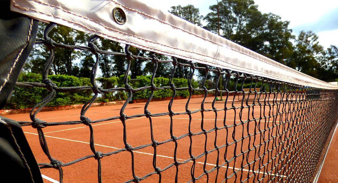 Spela tennis i Knivsta