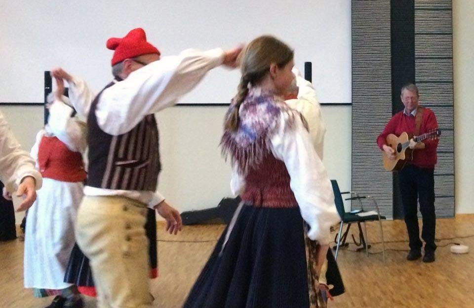 Knivsta Folkdanslag Dans