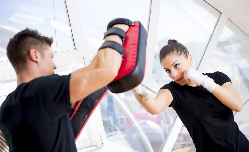 Boxningsklubb i Knivsta för Ungdomar
