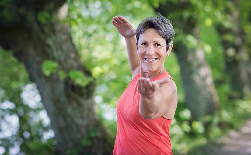 Träning i grupp – med fokus på rörlighet och balans!