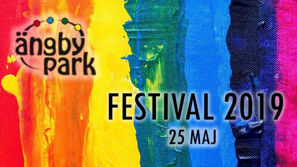 Festival på Ängby park, Knivsta 2019