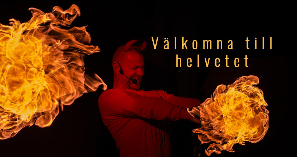Välkomna till Helvetet, Thomas Kompare, Scenkonstnärerna