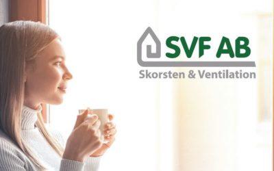 SVF – Din specialist på ventilation i Knivsta!