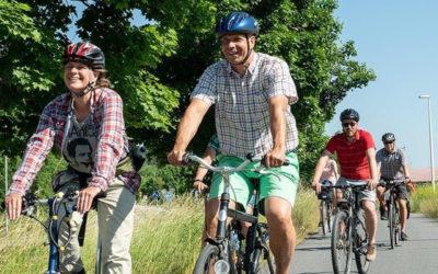 Region Uppsala satsar på cykelturism, testar i Knivsta