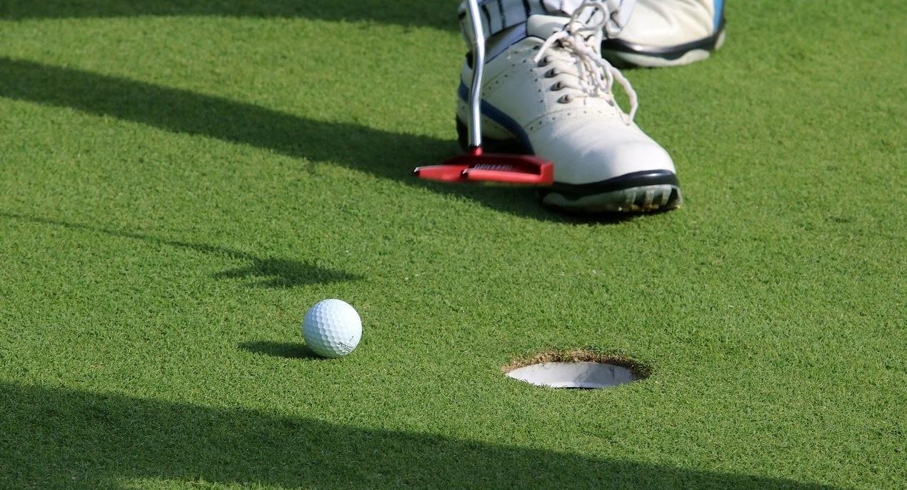 Spela golf, Grönt kort på Vassunda golfklubb